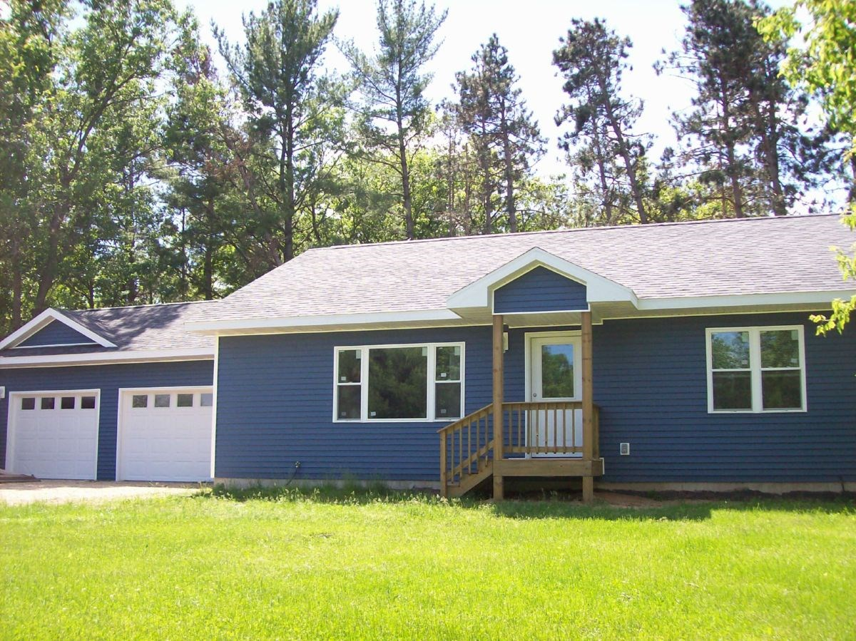 Brand New Construction Marquette County WI
