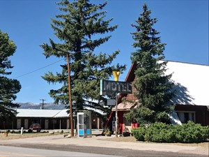 NORTHERN NM COMMERCIAL PROPERTY CHAMA MOTEL FOR SALE HWY 84