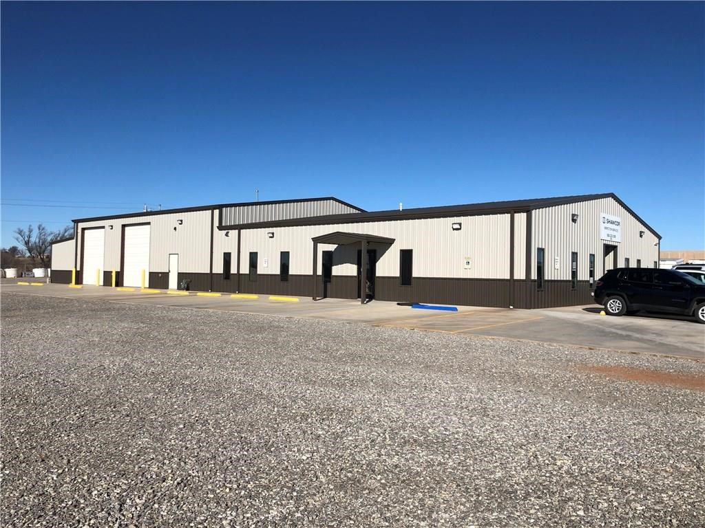 COMMERCIAL SPACE FOR LEASE IN ELK CITY