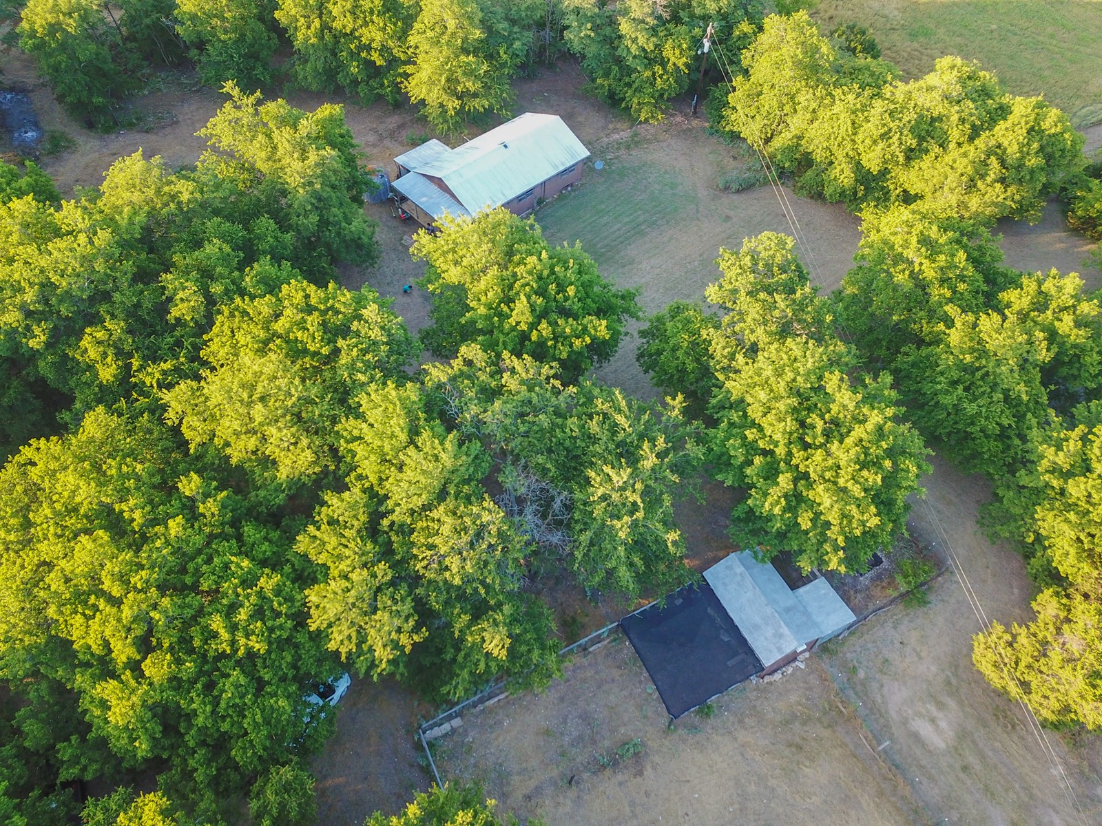 Land for Sale in Texas - 35.5 Acres in Coryell County