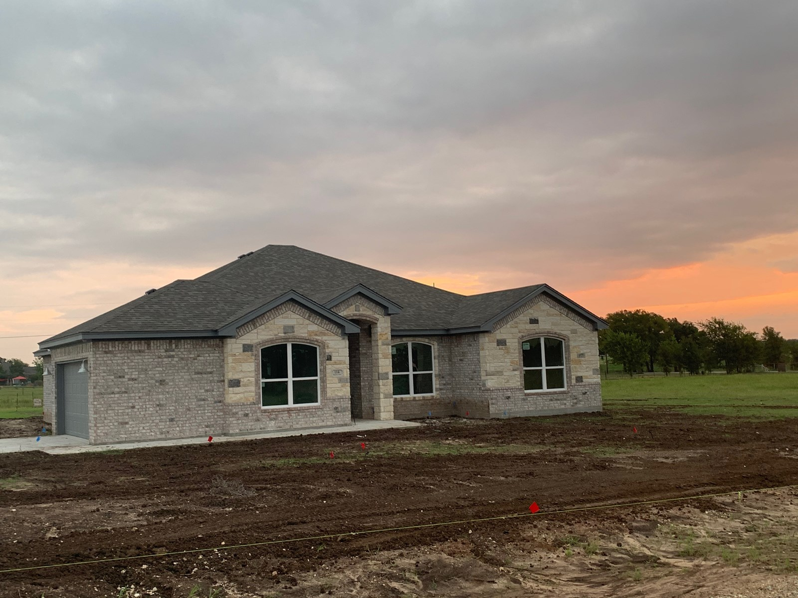 Home In Town For Sale in Gatesville - New Construction