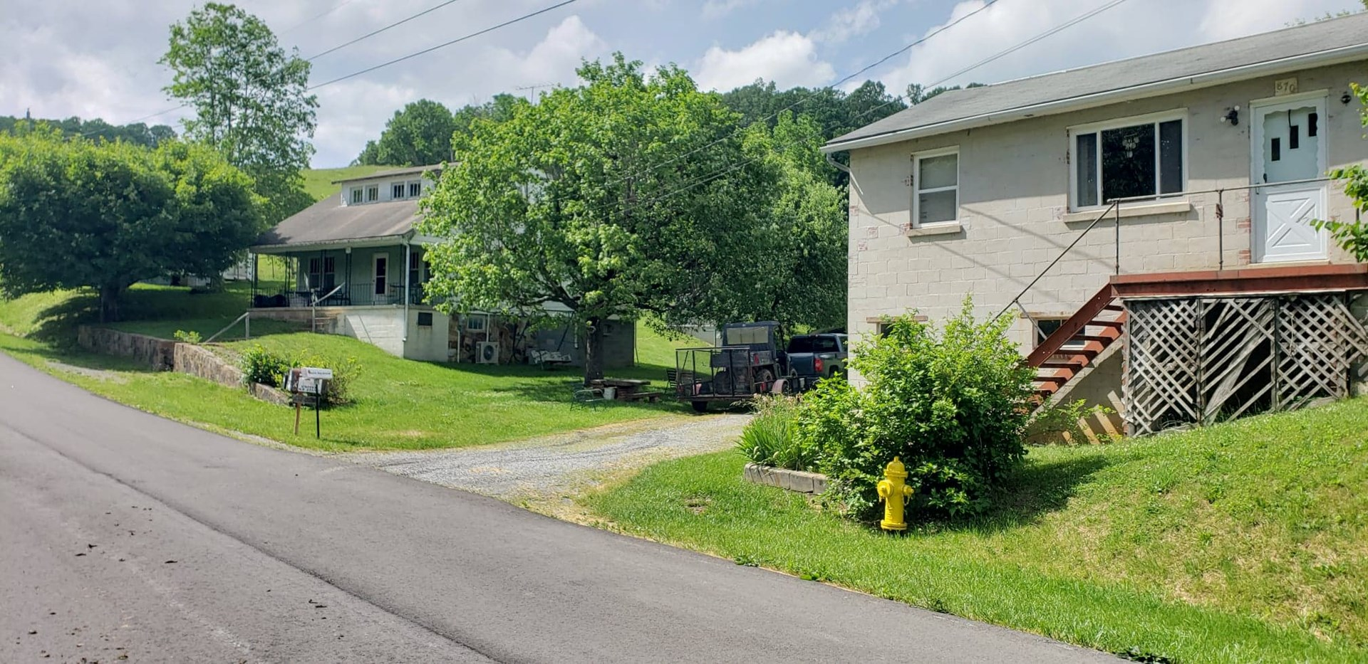 2 BR 1 BA Home 29 Acres For Sale Bluefield Triangle Road