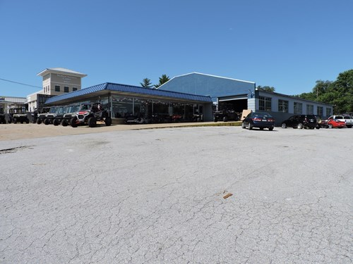 COMMERCIAL PROPERTY DOWNTOWN HARRISON 10,000+ SQ FT