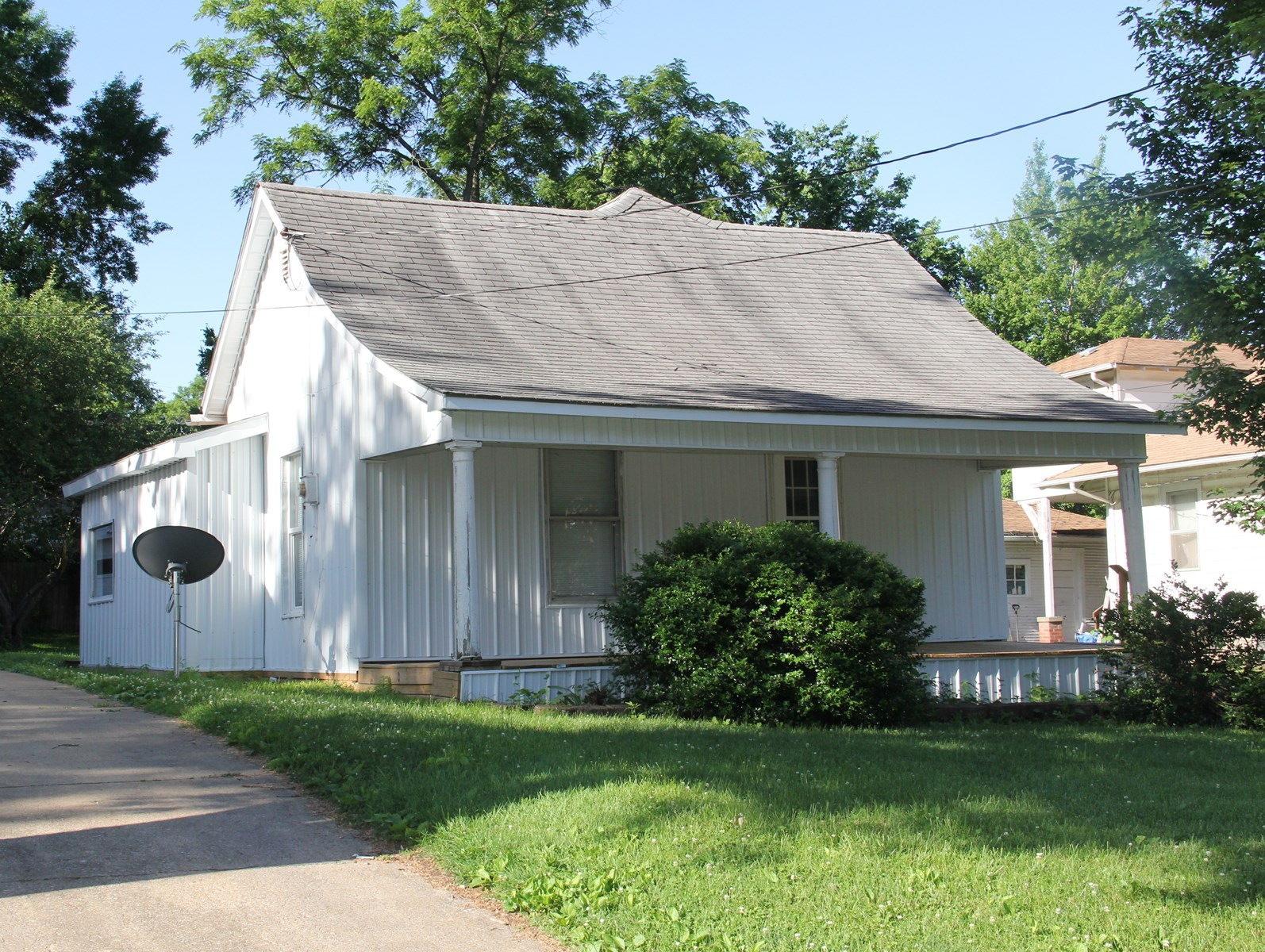 Quaint One Bedroom House in Chillicothe, MO.
