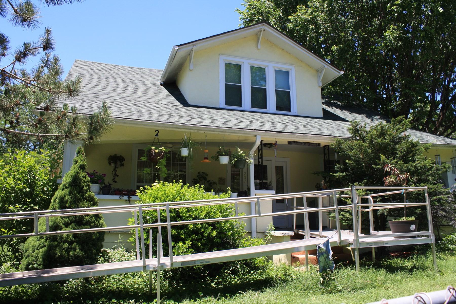 Wayne County MO Historic Home for sale