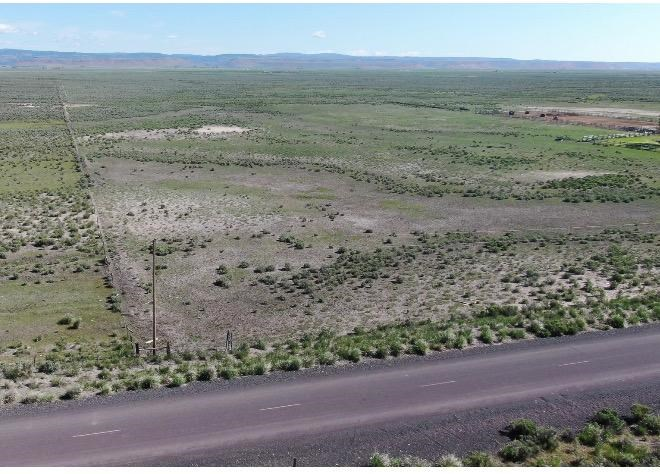 80 ACRES BARE LAND LOCATED ON RYE GRASS LANE BURNS OR