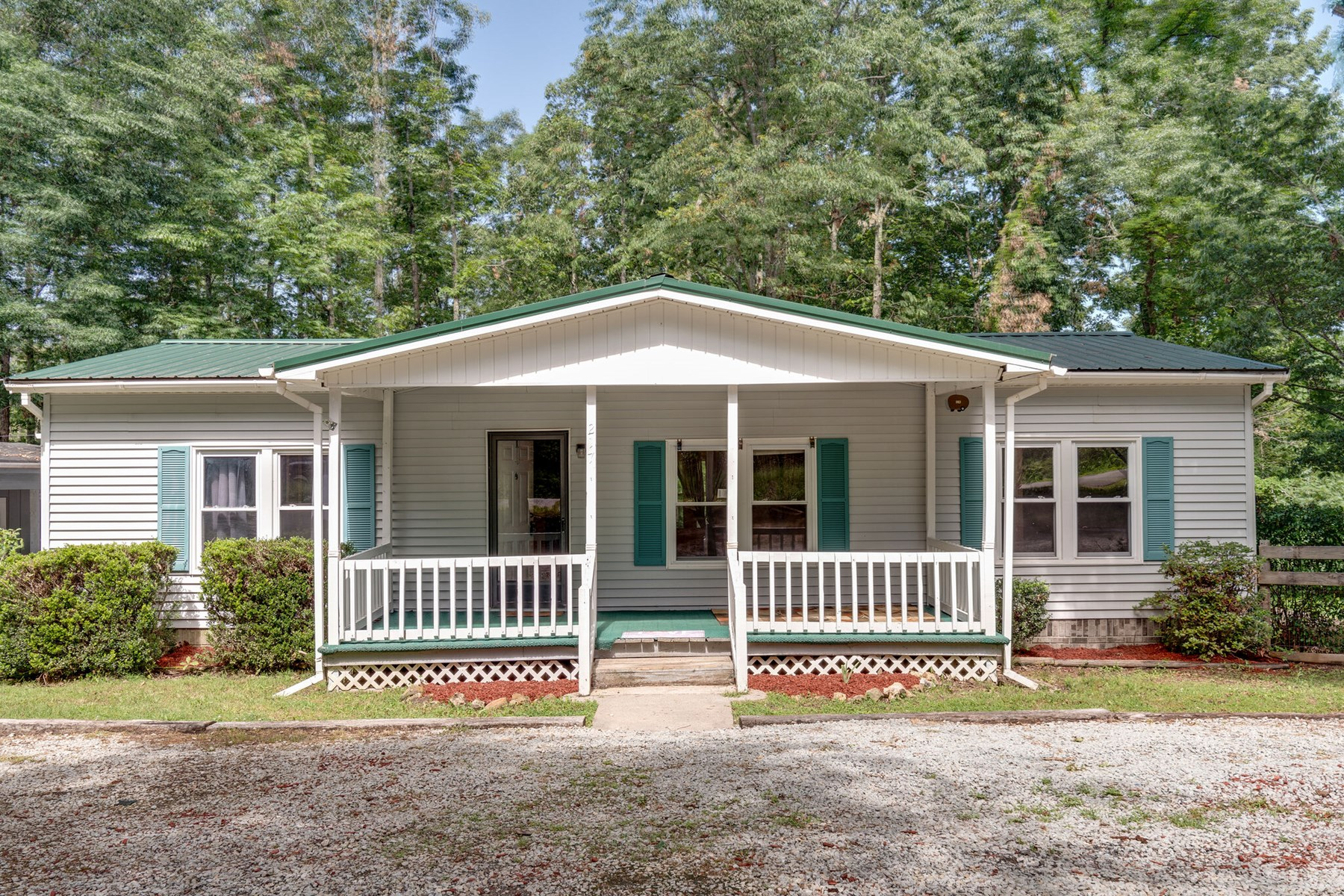Tennessee Country Home with Acreage for Sale in Lewis County
