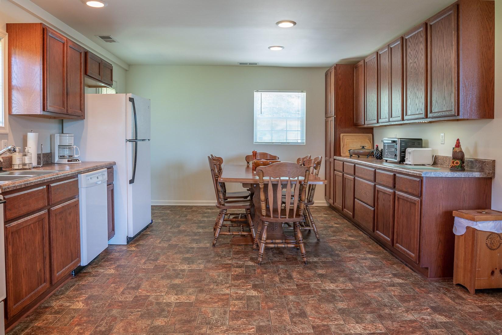 Kitchen Garage Apartment