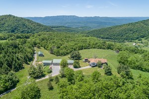 HUNTING, RECREATIONAL & MOUNTAIN PROPERTY FOR SALE IN VA