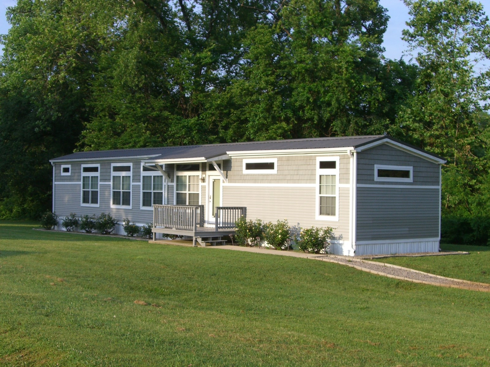 Beautiful, one-of-a-kind, single-wide mobile home!