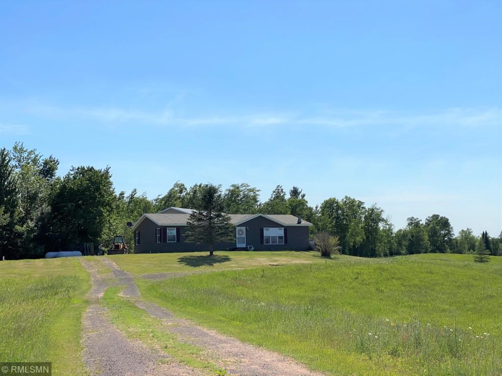 Country Home For Sale with Pole Building and Acreage, Bruno