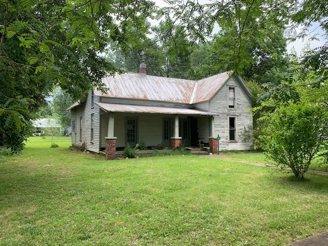 2 City Lots for Sale in Historic District of Hohenwald, TN