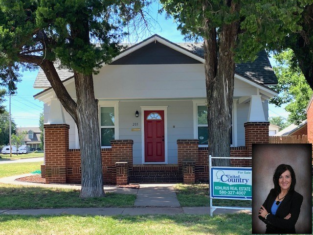 Updated 3 Bedroom Family Home in Alva, OK