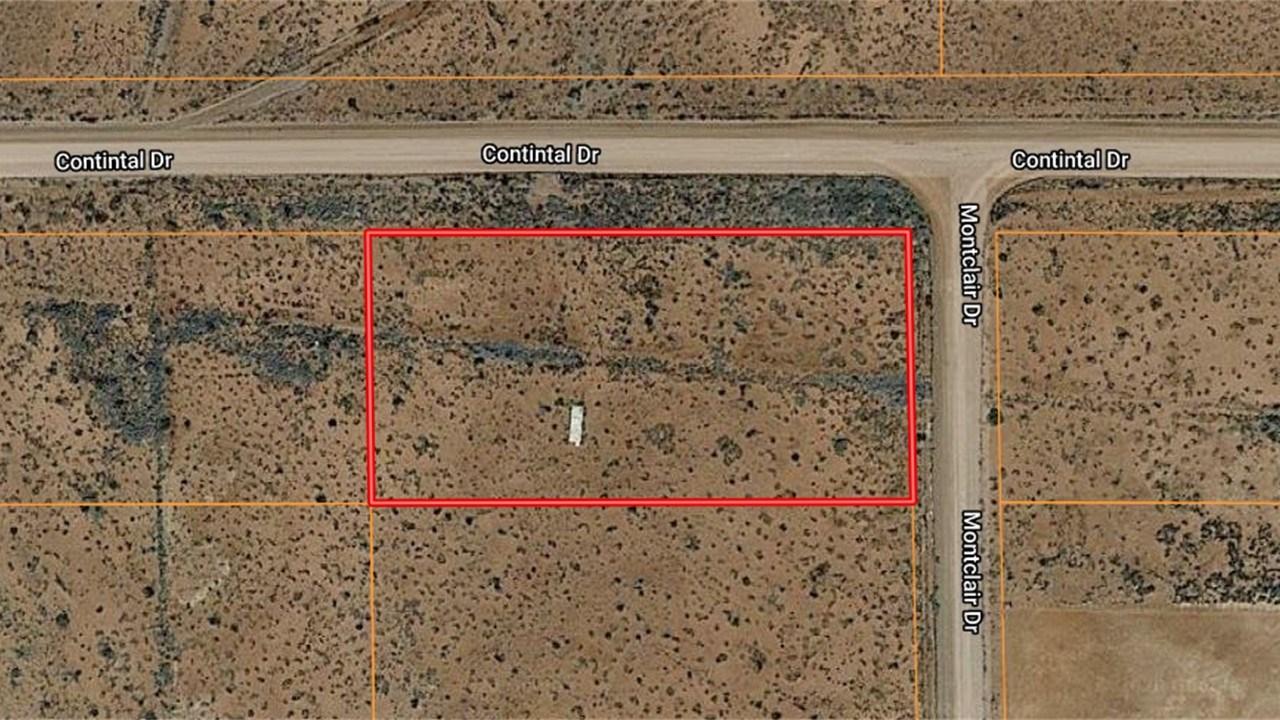 Interstate 40 Industrial Lot in Winslow AZ for Sale