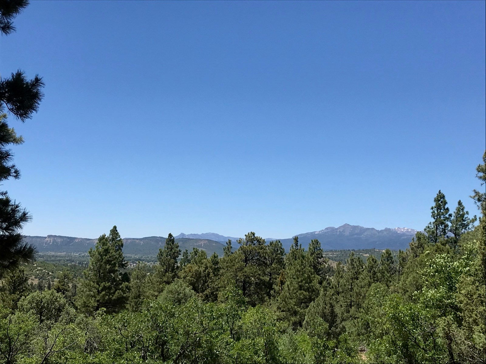 Chama New Mexico Mountain Land for Sale w Acreage and Well