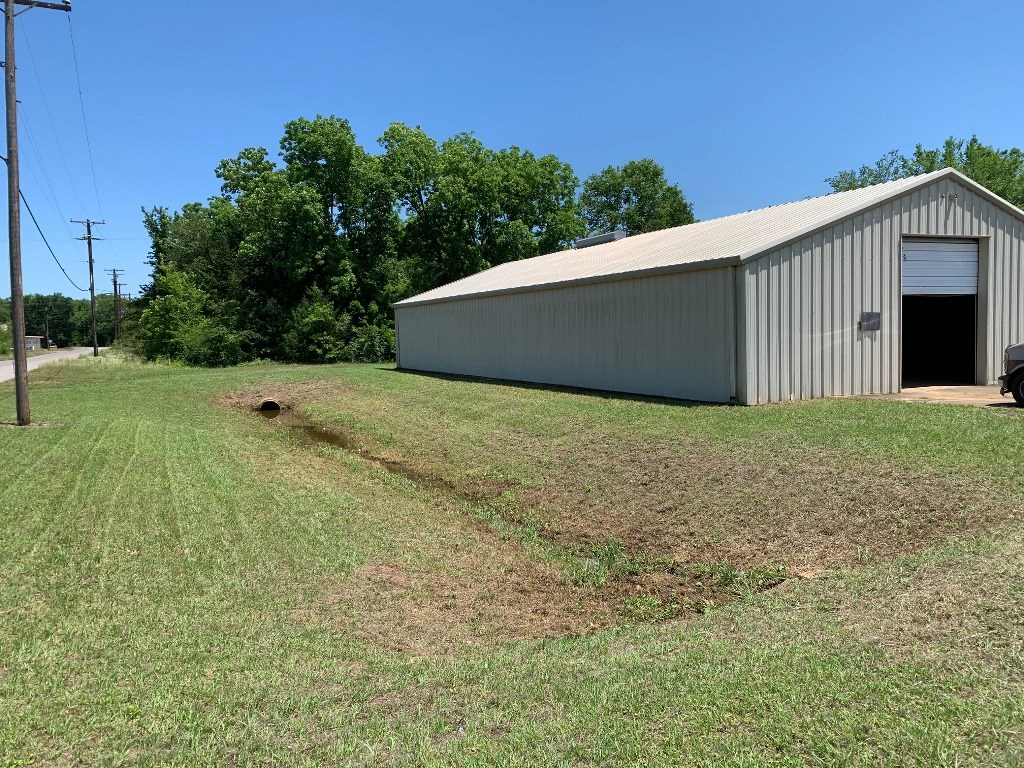 INDUSTRIAL PARK WAREHOUSE FOR SALE IN TYLER TX