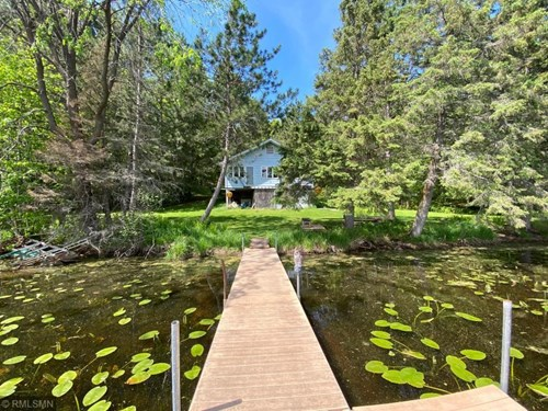 Lakefront and Acreage For Sale on Pine Lake, Finlayson