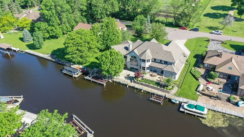 Waterfront Home for sale Winneconne, WI