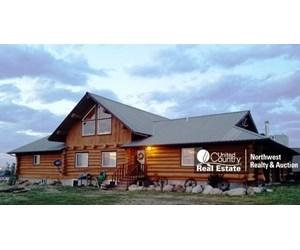 Montana Log Cabin w/ Acreage Pond Rifle Range VRBO Airbnb