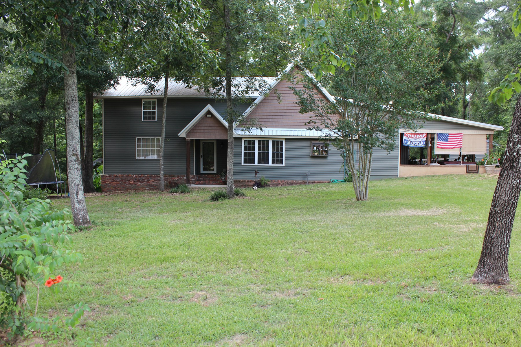 Waterfront home and Land For Sale in Henry Co. Al