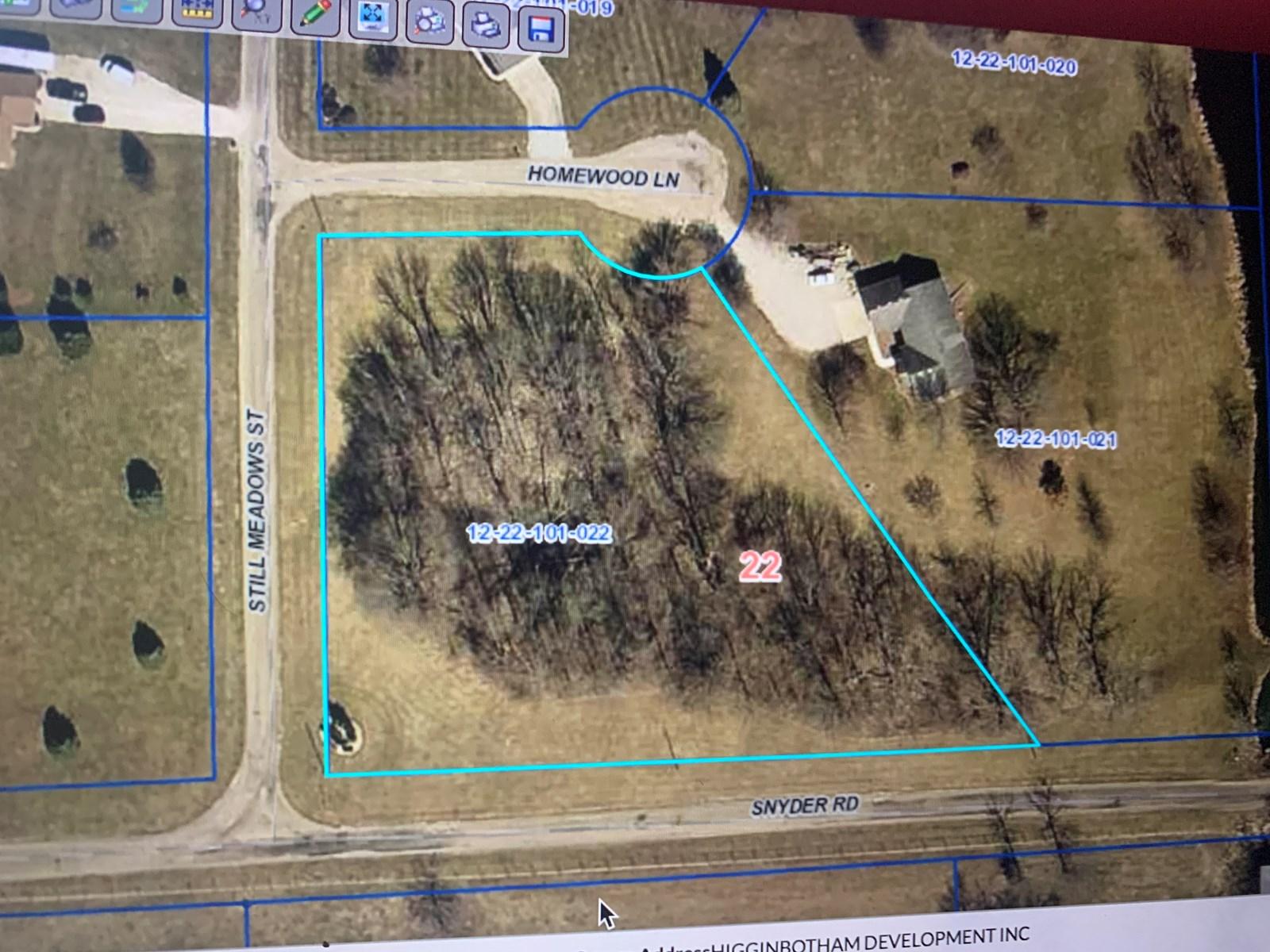 Lot 22 Still Meadows Subdivision