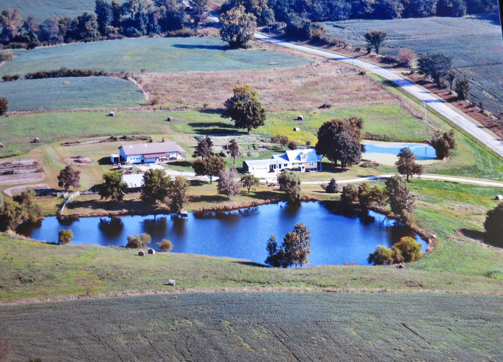 Northwest MO Hobby Farm For Sale