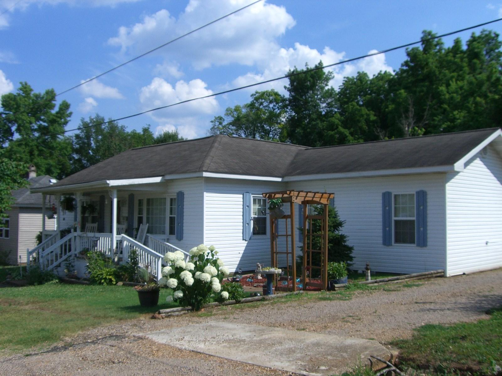Remodeled older home in quiet neighborhood.