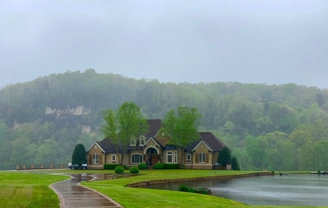 Beautiful Drive to your Dream Home!