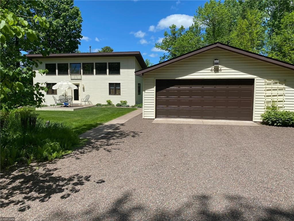 Lake Home For Sale on Little Hanging Horn Lake, Moose LakeMN