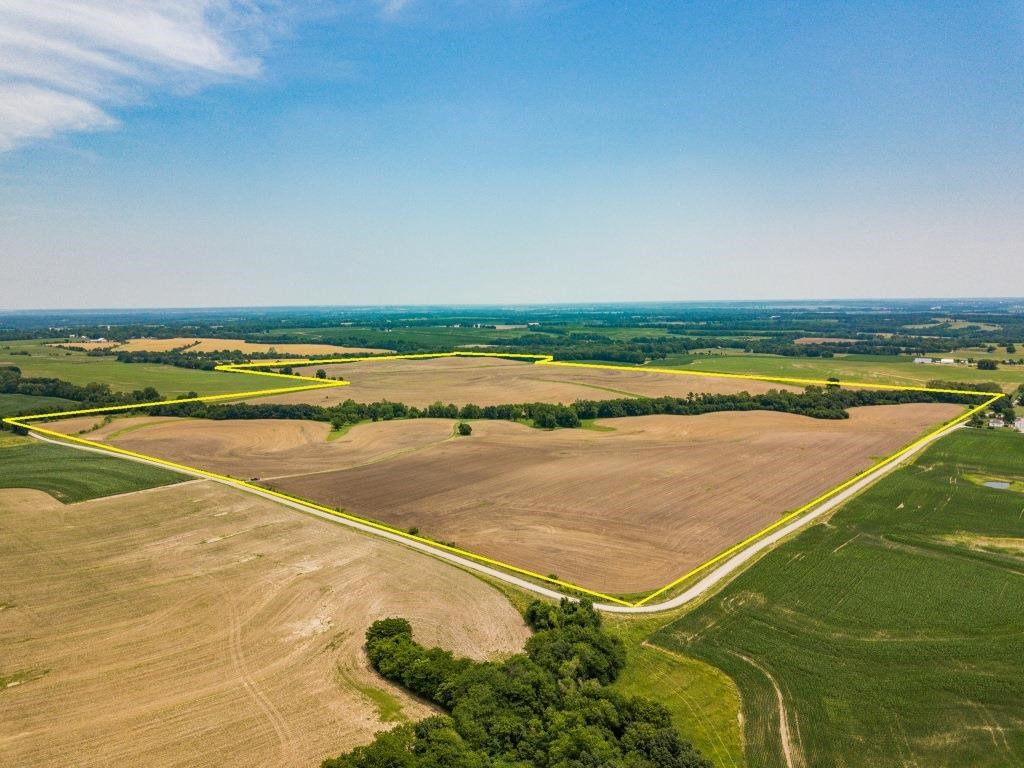 Tillable Row Crop Farm Land Auction Saline County MO