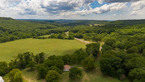 EASTERN OK RANCH AND HOME  FOR SALE ADAIR COUNTY