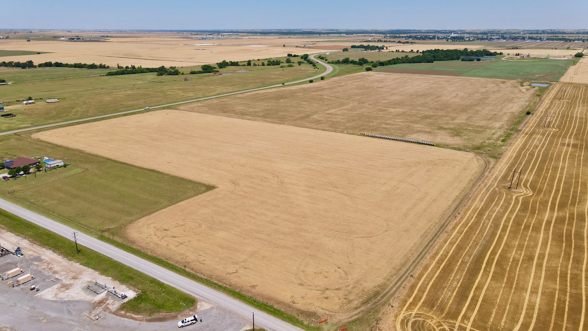 LAND PROPERTY FOR SALE CALUMET CANADIAN COUNTY OKLAHOMA
