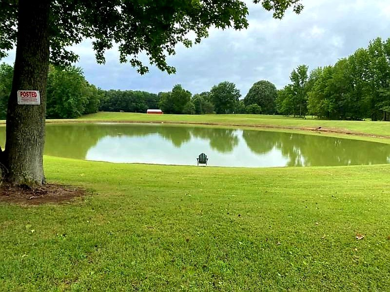 Quaint Country Lot for Sale w/ Stocked Pond - Bradford, TN