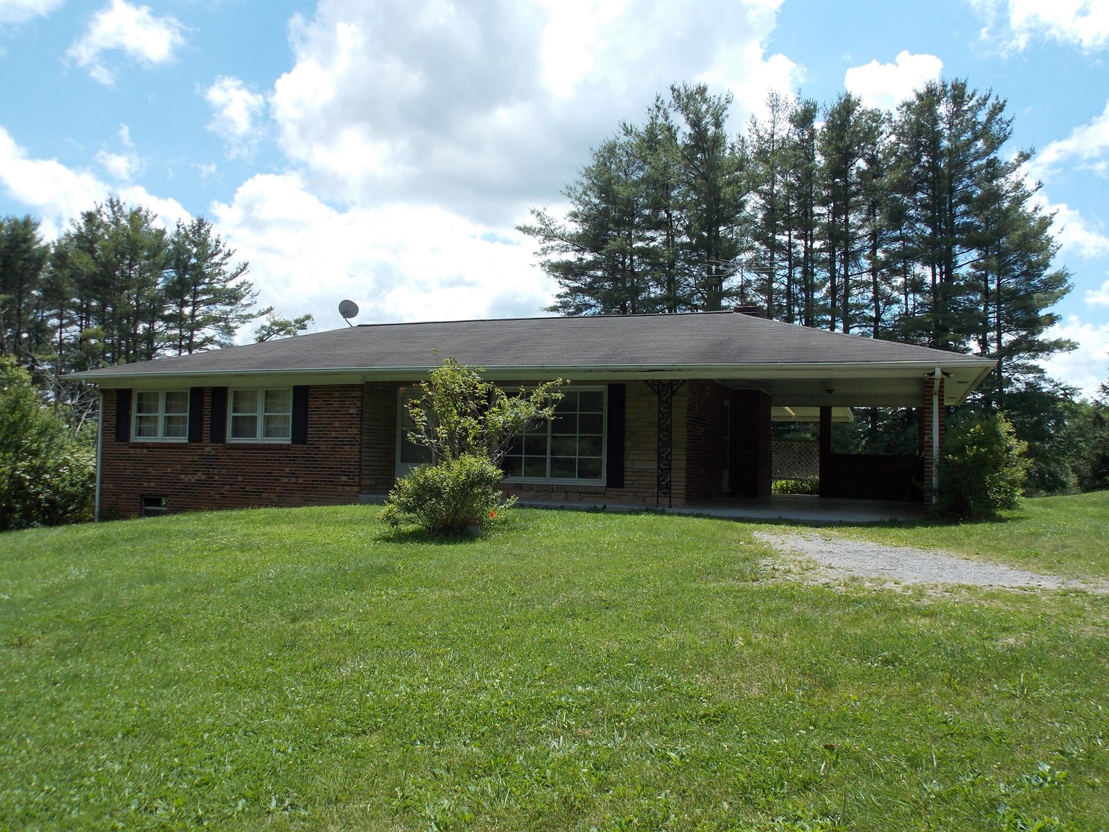 Investment Home in Floyd VA for Sale