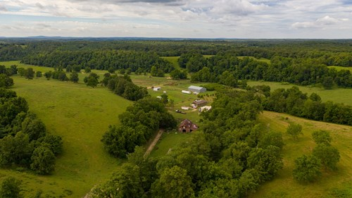 381 ACRES AND HOME FOR SALE IN ADAIR COUNTY