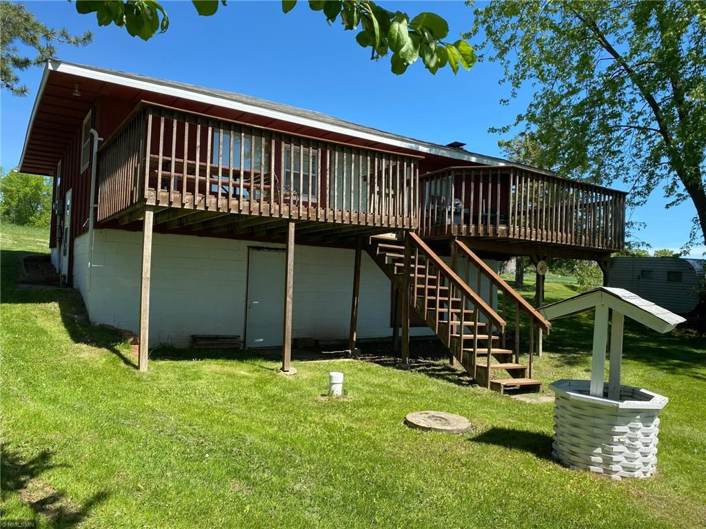 Lake Cabin for Sale on Big Pine Lake
