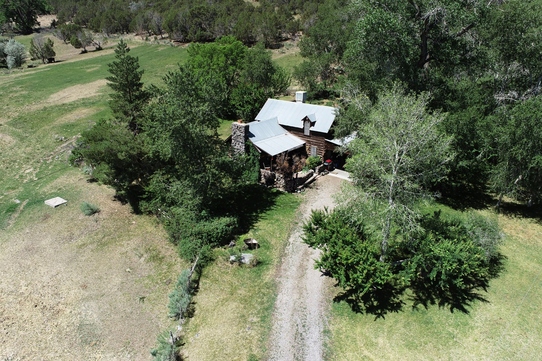Historic Home, Acreage with Irrigation for Sale in Colorado