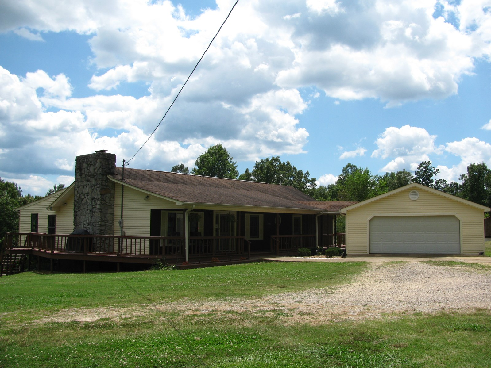 TN COUNTRY HOME, BARN, BASEMENT, PRIVATE, DECK - HOBBY FARM