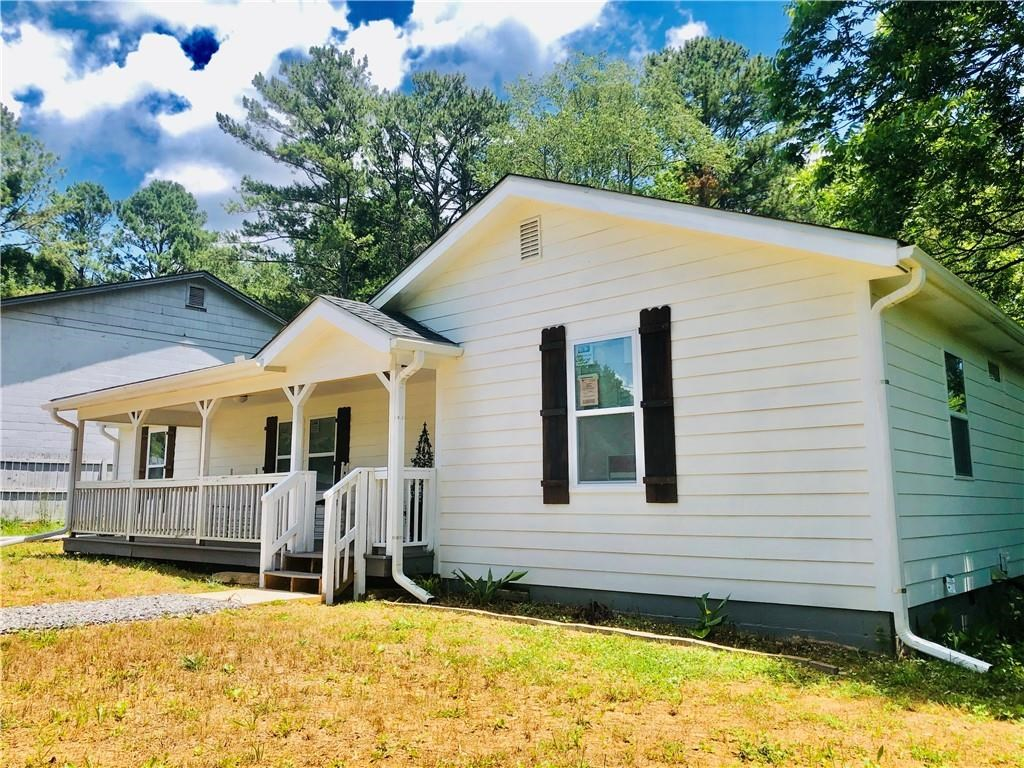 Mountain Property Home for Sale in Pickens