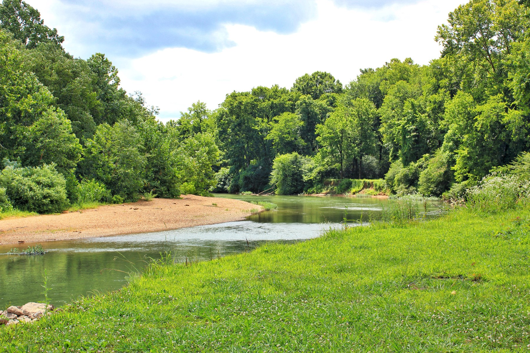 Beautiful Recreational Lots For Sale w/ Buffalo River Access