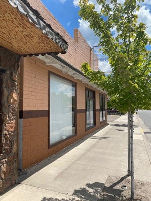 COMMERCIAL BUILDING FOR SALE IN ALTURAS CALIFORNIA