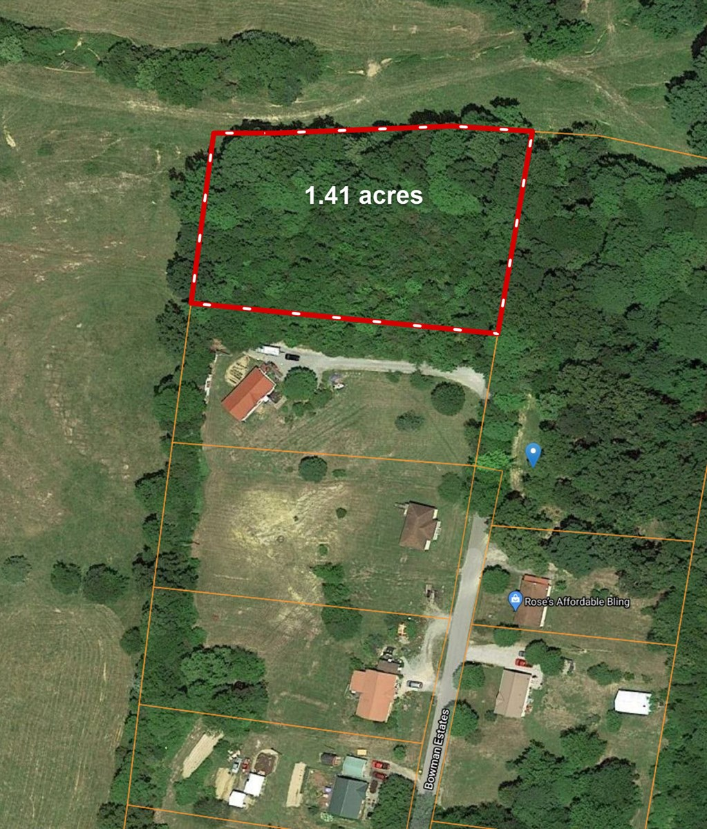 Nice, Wooded Property, End of Cul-de-Sac, Summer Shade KY