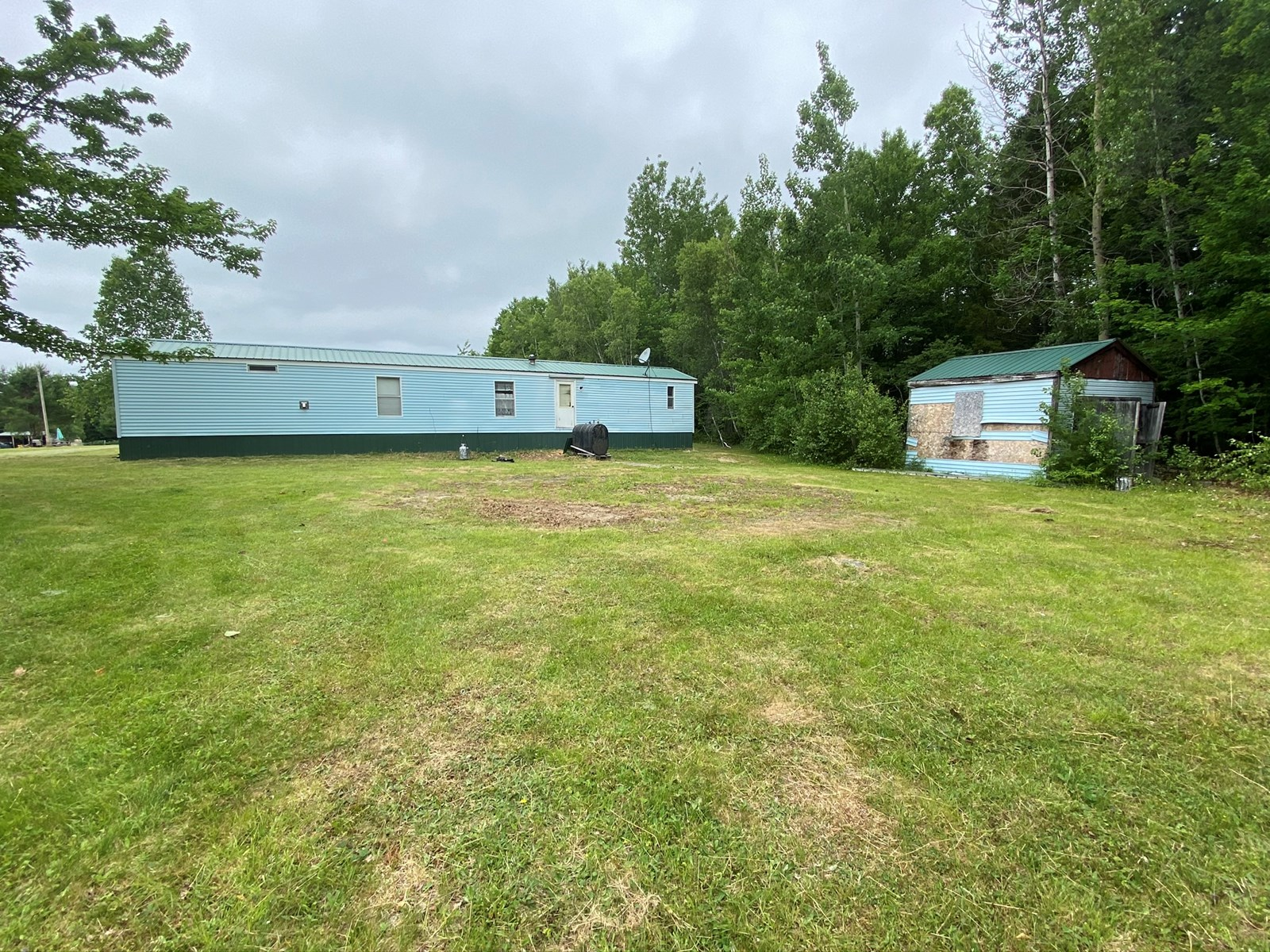 Mobile Home For Sale in Maine