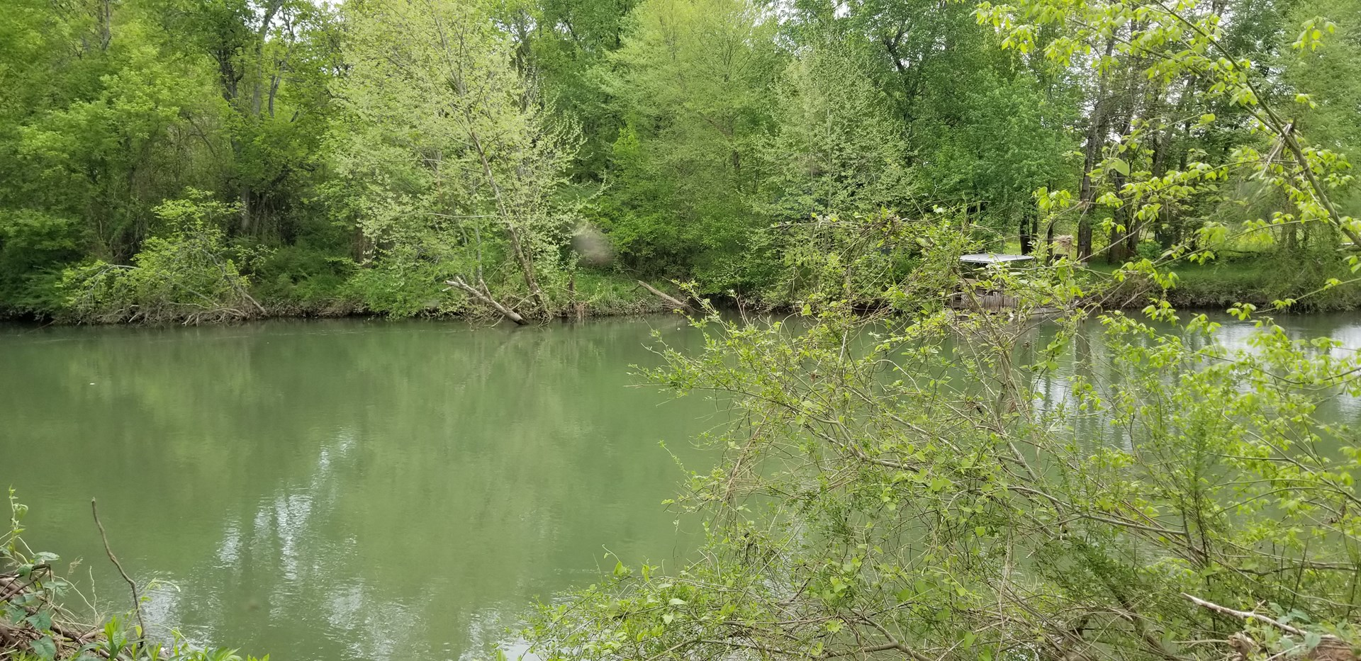 Buffalo River Camping Lot For Sale