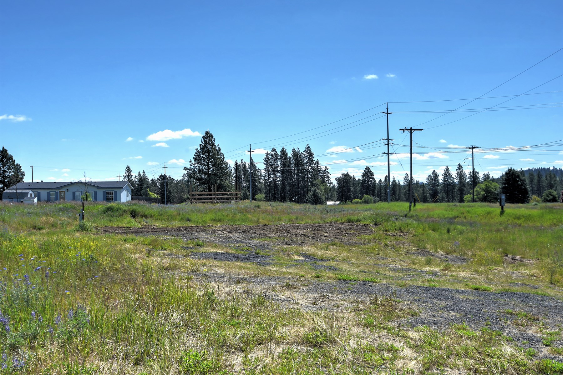 One Acre Lot in Medical Lake, WA