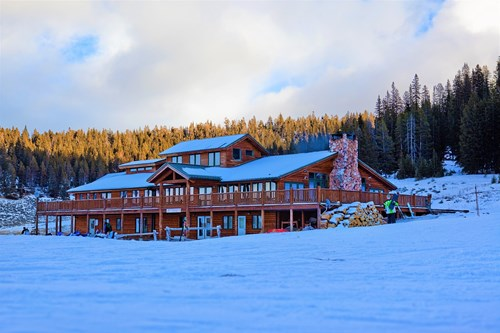 Ski Resort & Event Venue For Sale in  Washakie County, WY
