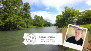 LUXURY RIVER LOT FOR SALE ON SPRING RIVER IN NORTH ARKANSAS