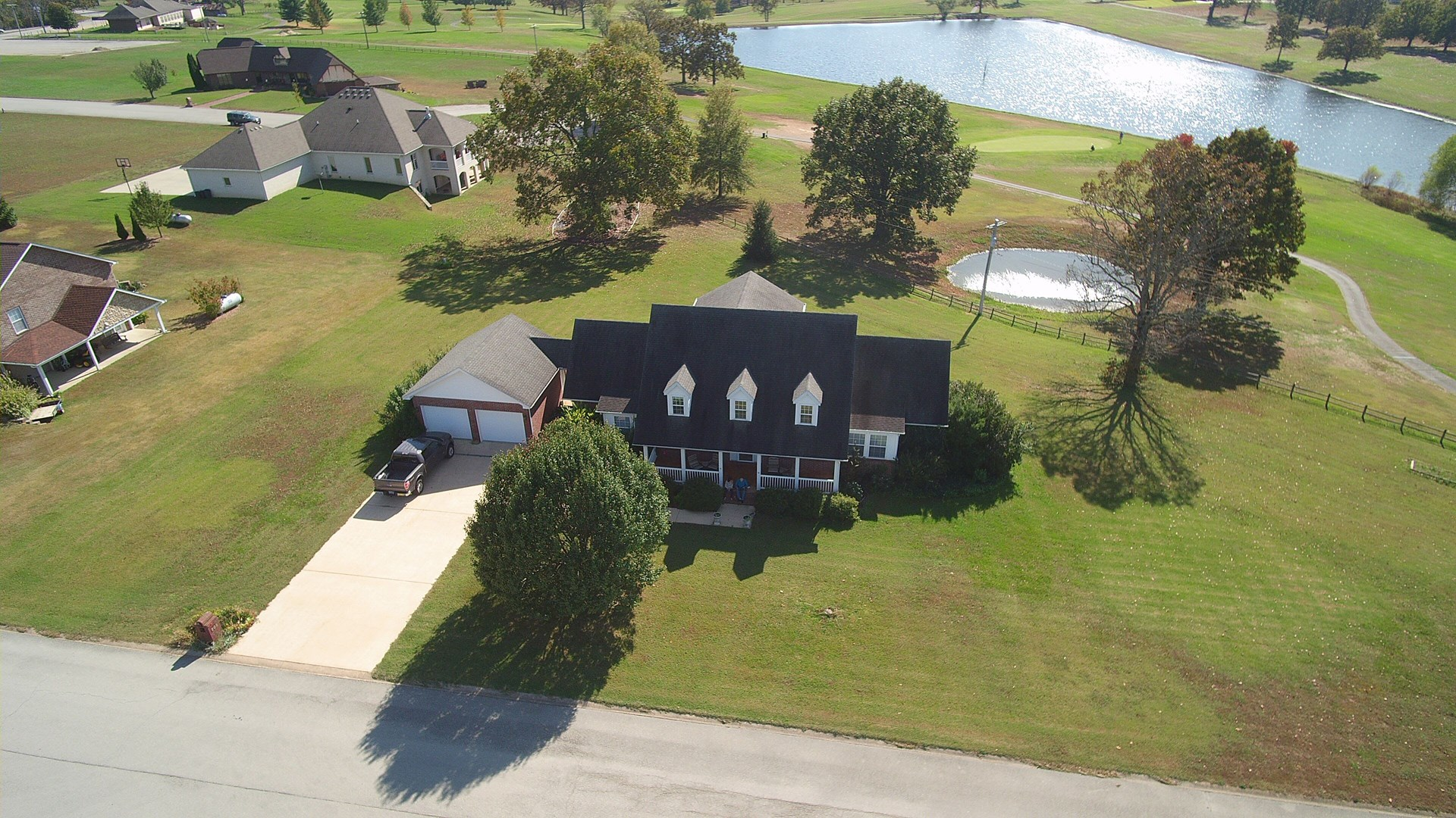 Golf Course Home in West Plains, MO - Howell County -5 BR