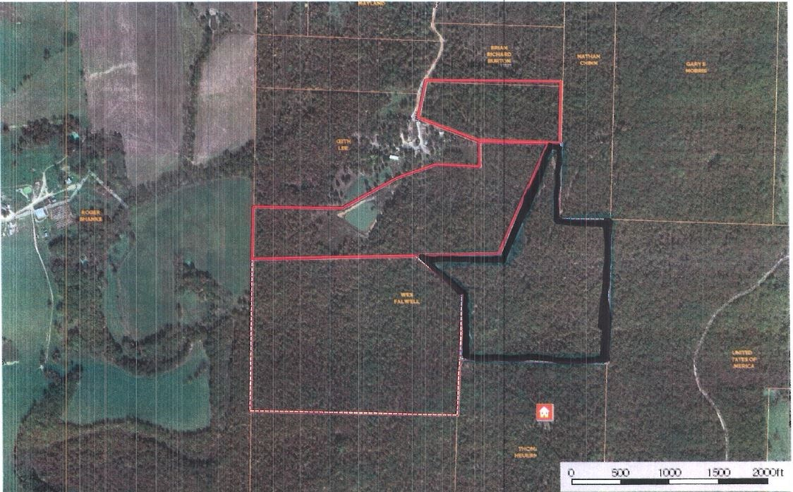 Wooded Acreage, Hunting Property, Mature Timber in Howell Co