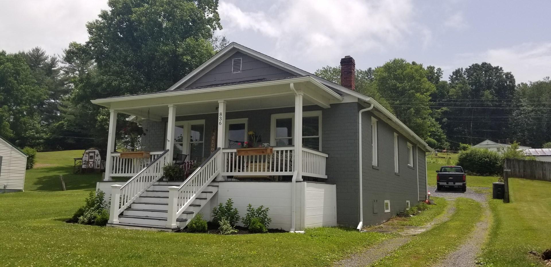 Charming Home in Historical Abingdon, VA!
